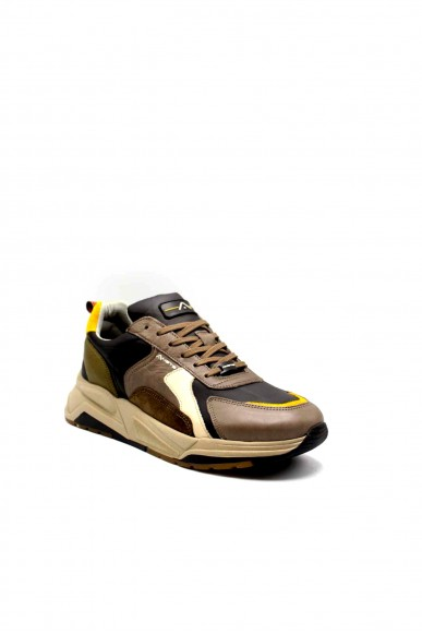 Ambitious Sneakers F.gomma 10720 Uomo Taupe Fashion