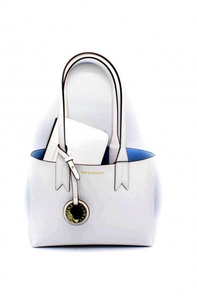 Emporio armani Borse - Minidollaro shoppingdandelion y3d080 yh15a Donna Bianco/carta zucch. Fashion