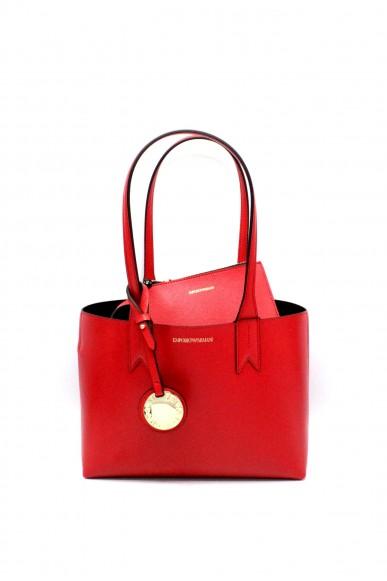 Emporio armani Borse - Minidollaro shoppingdandelion y3d080 yh15a Donna Rosso/nero Fashion