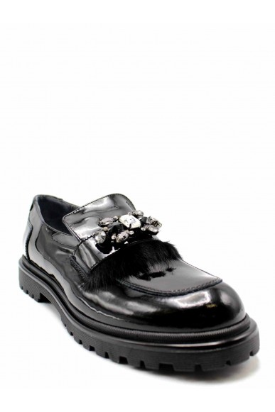 Liu.jo Mocassini F.gomma 36-40 Donna Nero Fashion