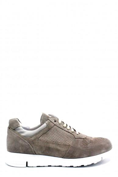Exton Sneakers F.gomma 39/46 made in italy 332 Uomo Grigio Fashion