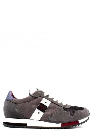 Blauer Sneakers F.gomma 40-45 Uomo Grigio Casual