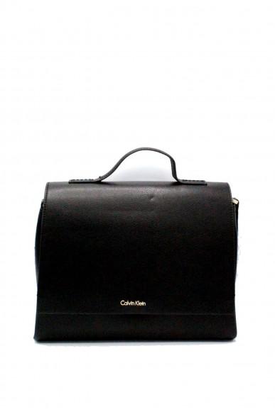 Calvin klein Borse - Frame top k60k603990 Donna Nero Fashion