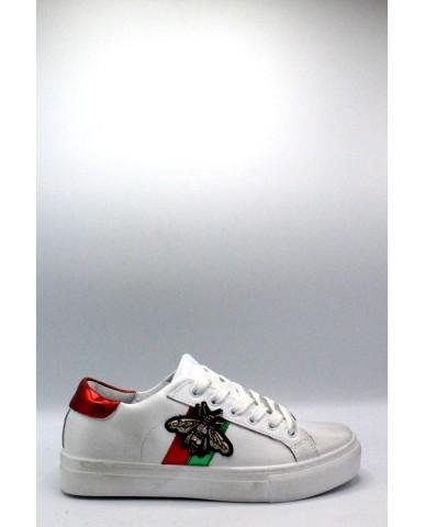 Vitamina Sneakers 36/41 Donna Bianco
