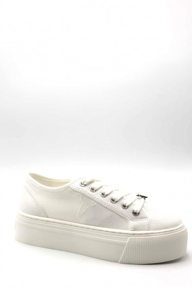 Windsor smith Sneakers F.gomma 36-41 ruby Donna Bianco Casual
