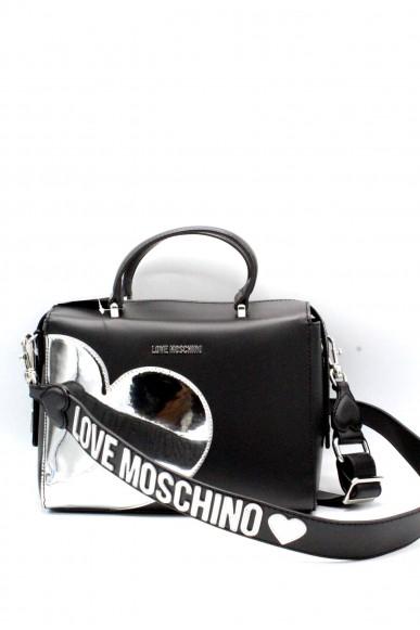 Moschino Borse - Donna Nero/argento Fashion