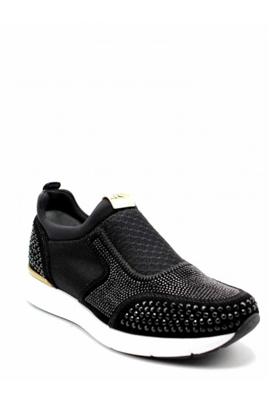Nero giardini Slip-on F.gomma Velour nero t.dallas 103 nero t.at1 Donna Nero Casual