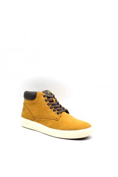 Lumberjack Sneakers F.gomma Sm66001-003eu Uomo Giallo Fashion