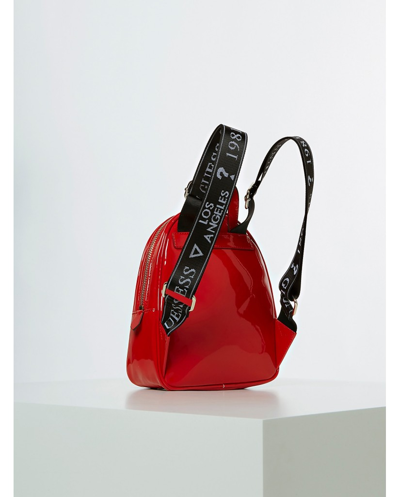 Guess Backpacks   Zana backpack Donna Rosso Fashion