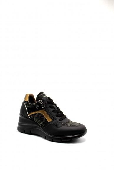 Nero giardini Sneakers F.gomma Gommato nero i116883d Donna Nero Casual