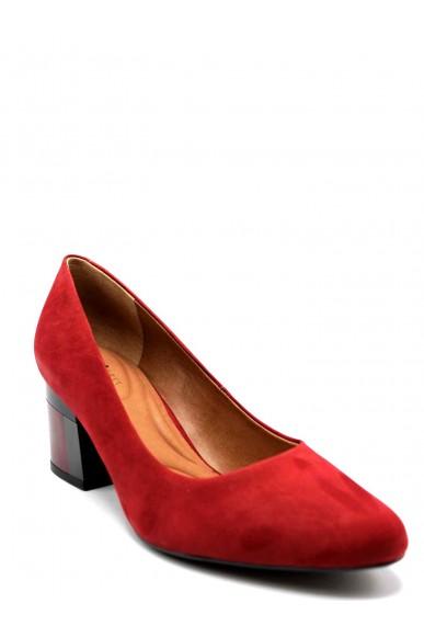 Capelli rossi Decollete F.gomma 36-41 Donna Rosso Fashion