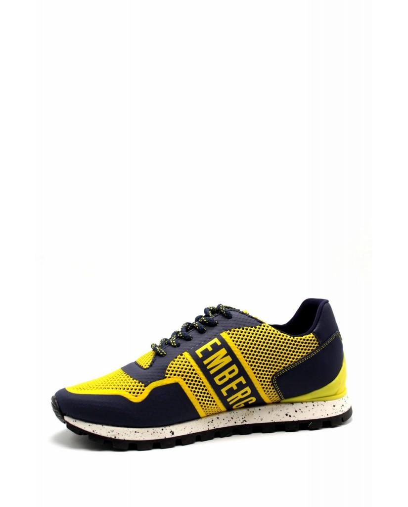 Bikkembergs Sneakers F.gomma Bke109290 Uomo Giallo Fashion
