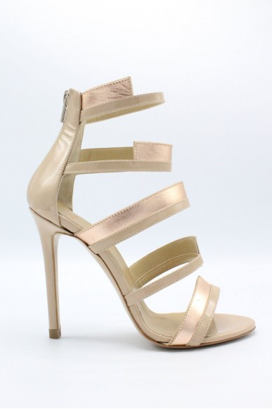 Marc ellis Sandali F.gomma 36-40 Donna Nude Fashion