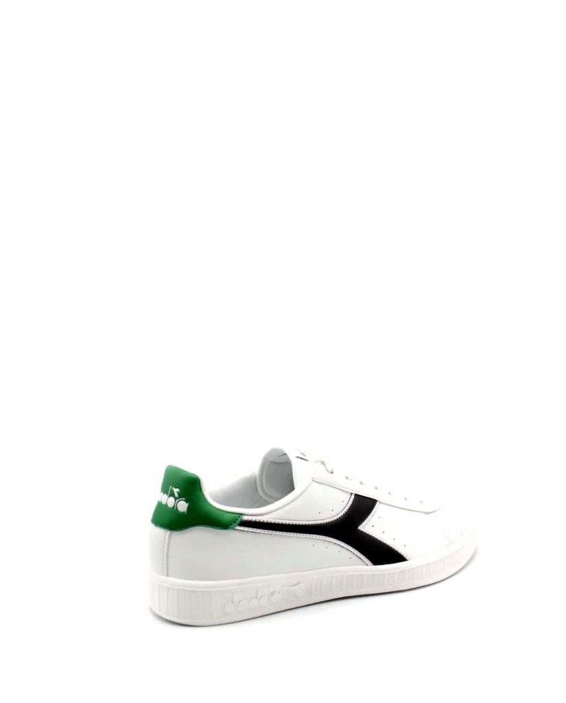 Diadora Sneakers F.gomma Game p Uomo Nero Sportivo