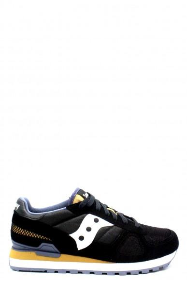 Saucony Sneakers F.gomma 40-46.5 shadow Uomo Nero Casual
