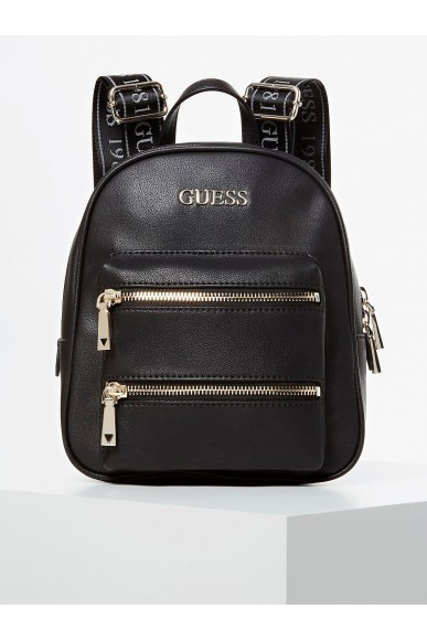 Guess Backpacks   Caley backpack Donna Nero Fashion