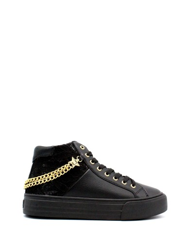 Liu.jo Sneakers F.gomma 35-40 Donna Nero Fashion