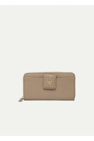 Liu.jo Portafogli - I zip around Donna Arenaria Fashion