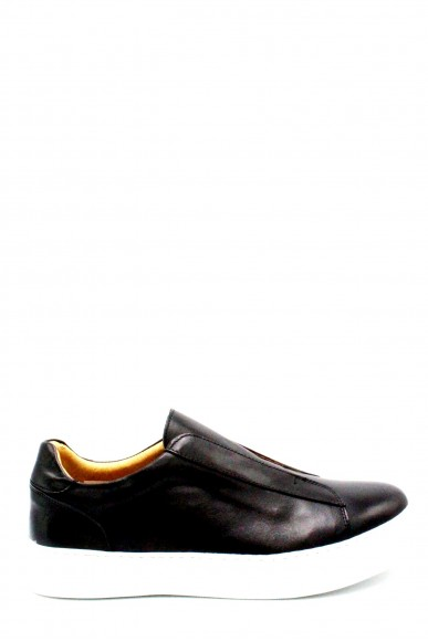 Exton Slip-on F.gomma 39/46 made in italy 510 Uomo Nero Fashion