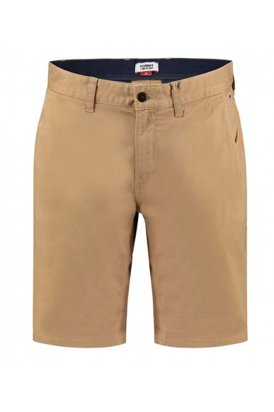 Tommy hilfiger Shorts   Tjm essential chino Uomo Beige Casual