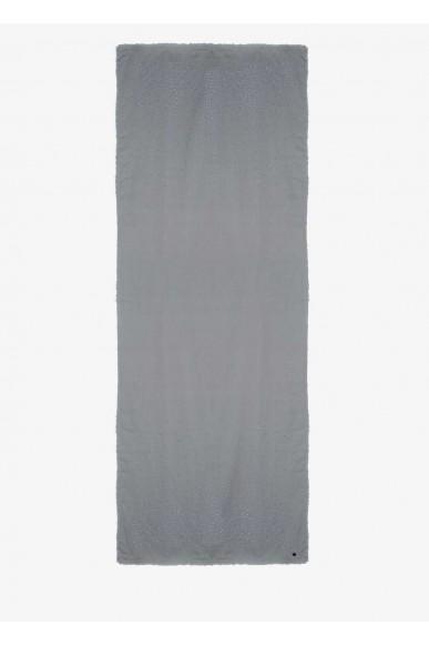 Liu.jo Stole - Foulard 120x120 Donna Cemento Fashion
