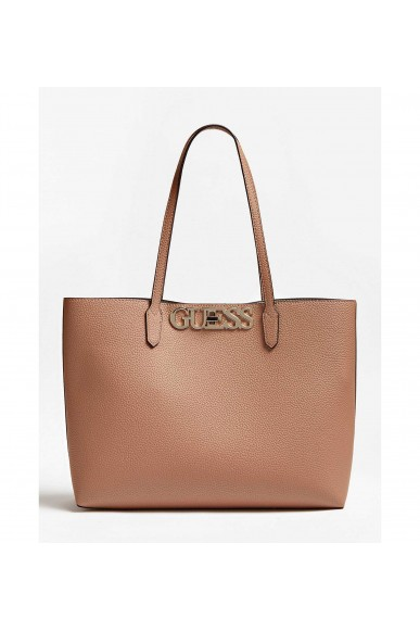 Guess Borse   Uptown chic barcelona tote Donna Beige Fashion