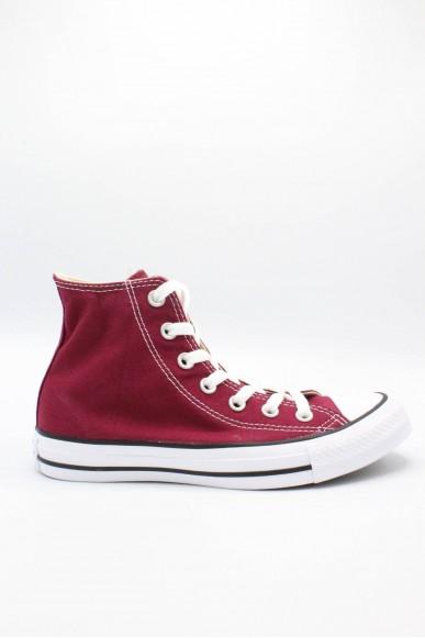 Converse Sneakers F.gomma 35/41 chuck taylor Donna Bordeaux Sportivo