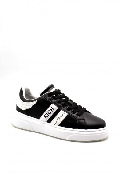 Richmond Sneakers F.gomma 36/40 1234 Donna Nero Fashion