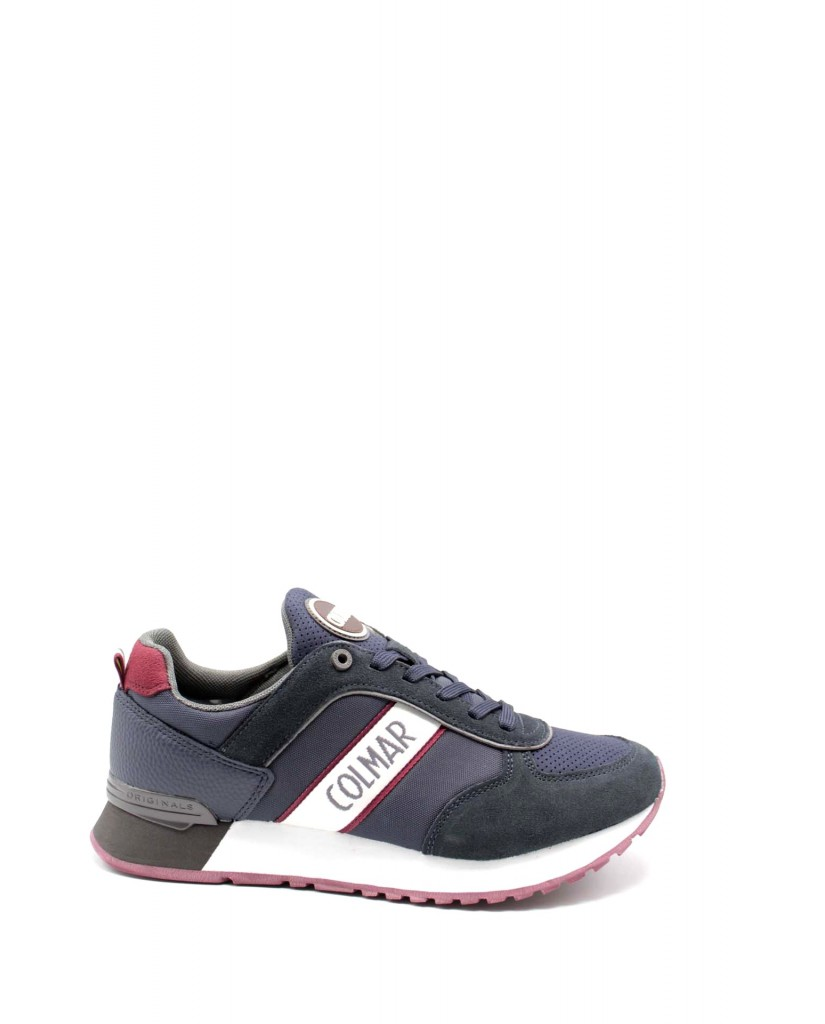 Colmar Sneakers F.gomma Uomo Blu Fashion