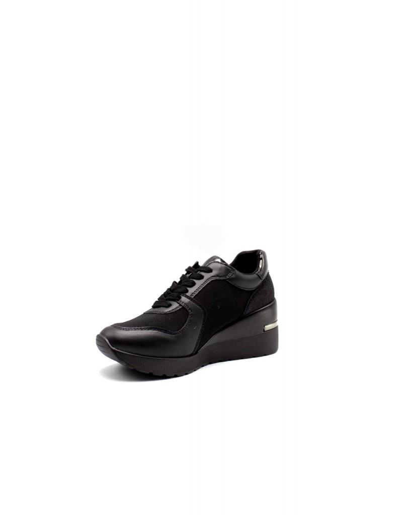 Cinzia soft Sneakers F.gomma Mh616584 Donna Nero Confort