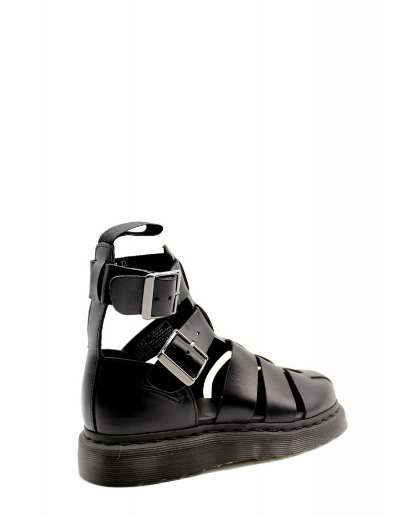 Dr. martens Sandali F.gomma Geraldo sandal Donna Nero Fashion