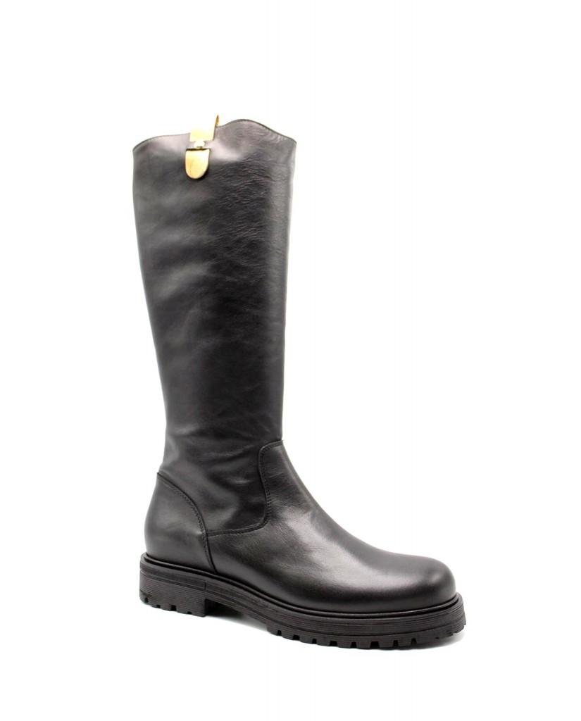 1^classe  Stivali F.gomma In07990092 Donna Nero Fashion