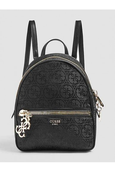 Guess Backpacks - Urban chic backpack Donna Black Fashion