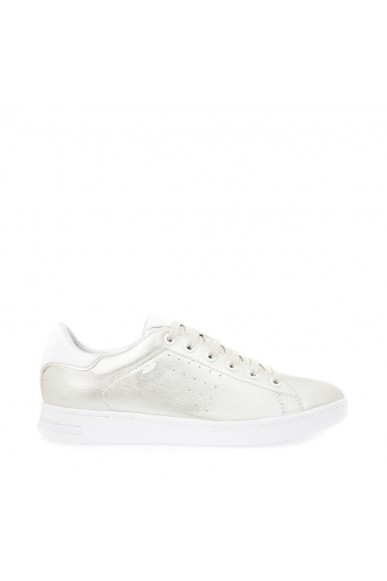 Geox Sneakers F.gomma Jaysen Donna Platinum Casual