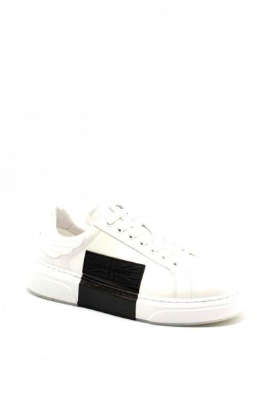 Richmond Sneakers F.gomma 40-45 Uomo Bianco