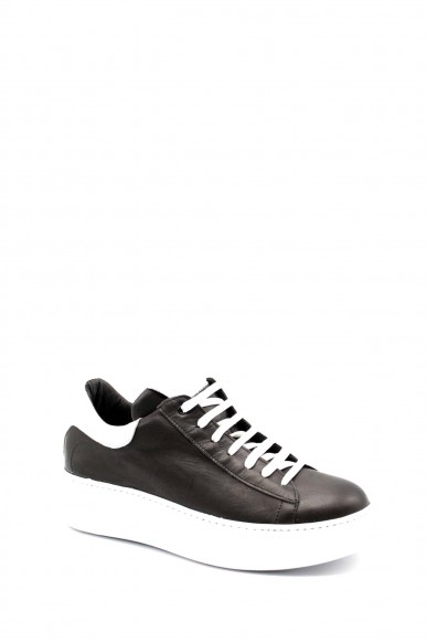 Nicole Sneakers F.gomma 2547 Donna Nero Fashion
