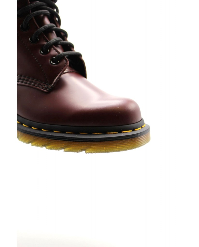 Dr. martens Stivaletti   1460 smooth cherry red 8 eye z welt Donna Rosso Fashion