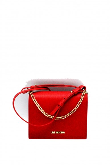 Moschino Pochette - Love 2018 tracollina Donna Rosso Fashion