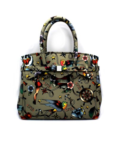 Save my bag Borse - Miss tattoo made in italy Donna Kaky Fashion