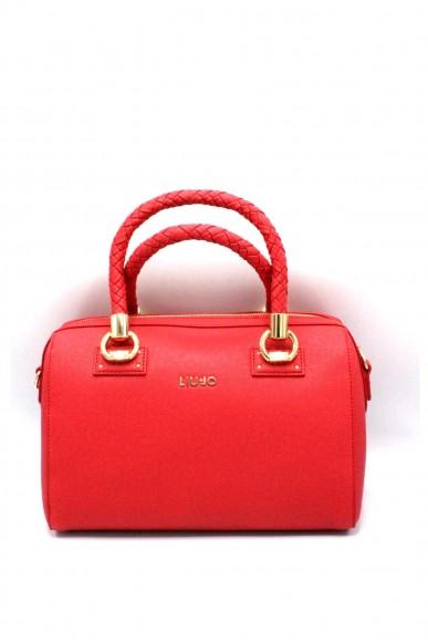 Liu.jo Borse - M satchel manhattan Donna Cherry Fashion
