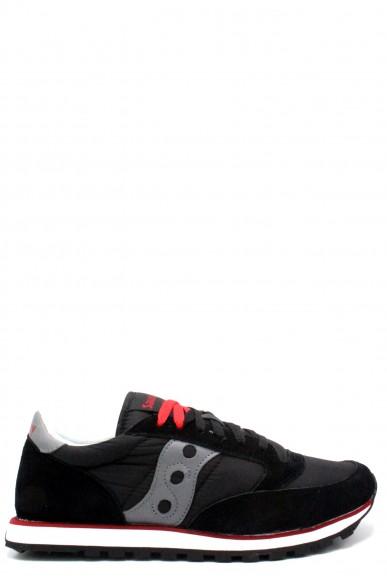 Saucony Sneakers F.gomma 36-46 Unisex Nero Casual