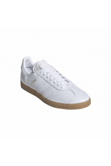 Adidas Sneakers F.gomma Gazelle Uomo Bianco Fashion