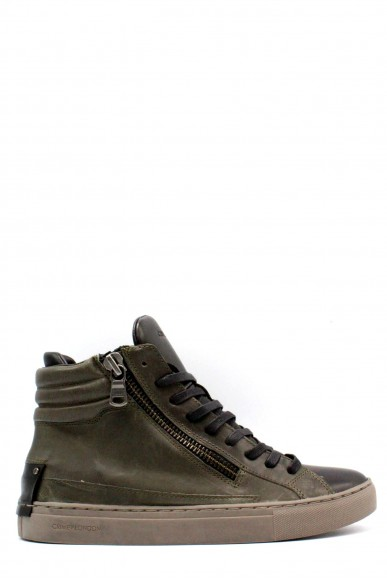 Crime Sneakers F.gomma 40-44 made in italy Uomo Militare Fashion