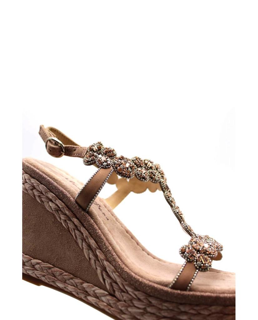 Alma en pena Sandali Donna Rosa Fashion