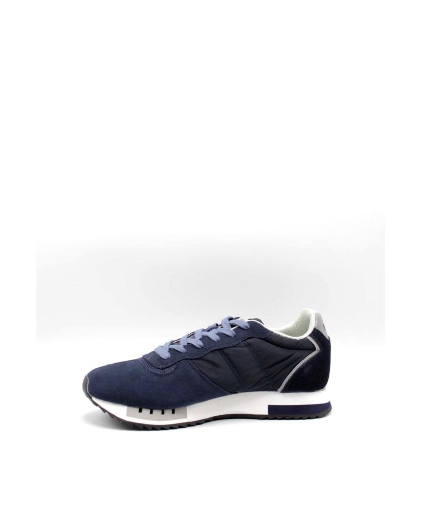 Blauer Sneakers F.gomma Queens01 Uomo Blu Fashion