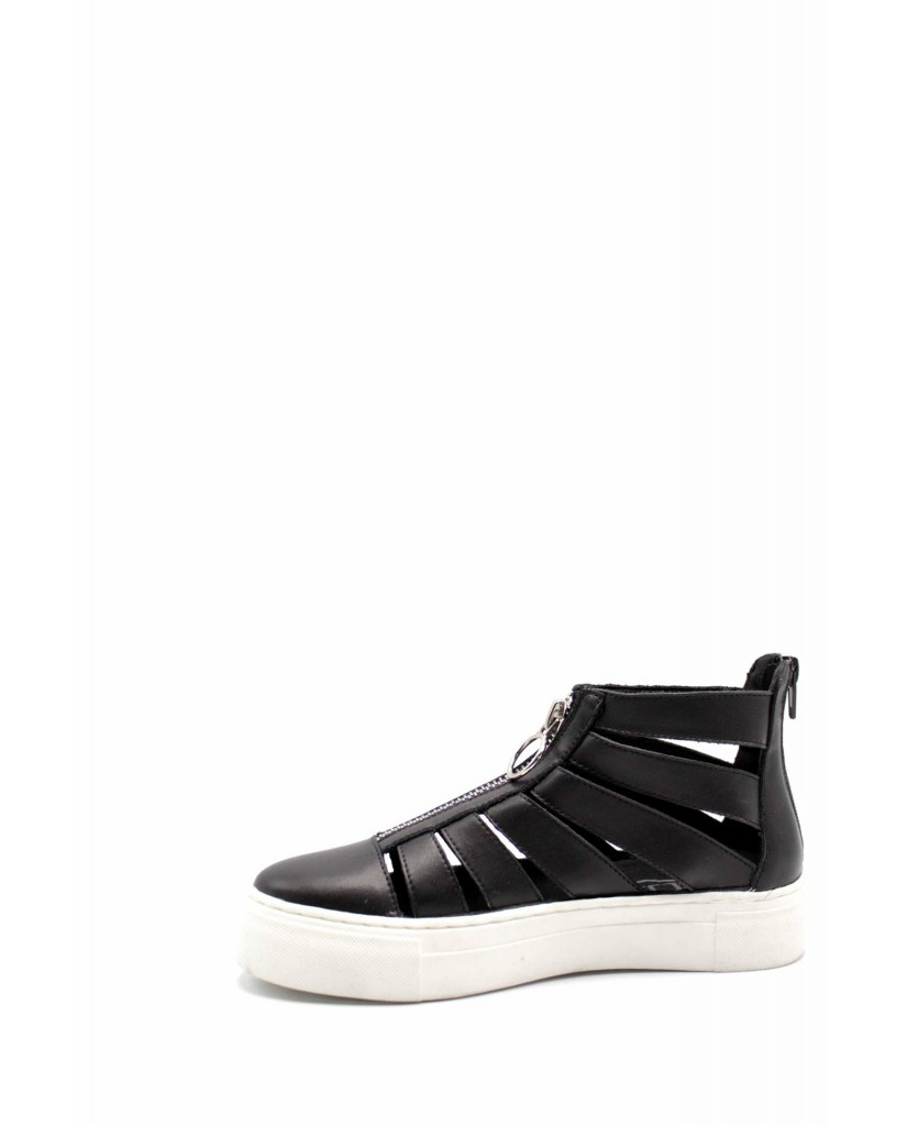Cult Sneakers F.gomma Cle103973 Donna Nero Fashion