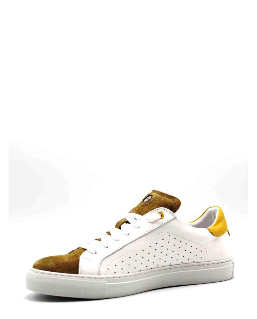 Exton Sneakers 40-45 Uomo Senape Casual