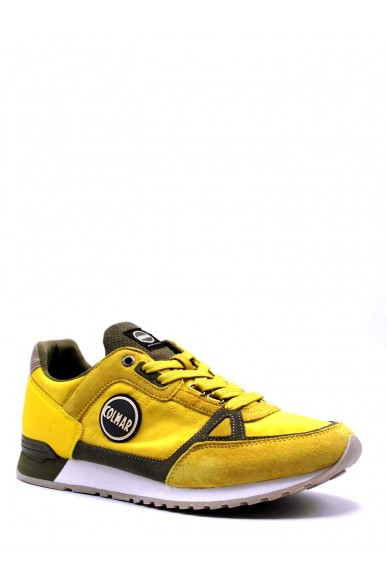 Colmar Sneakers F.gomma 40/45 Uomo Giallo Fashion