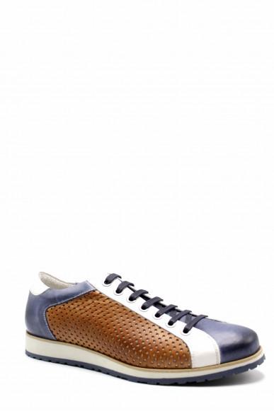 Siamo Sneakers F.gomma 2508 Uomo Azzurro Fashion