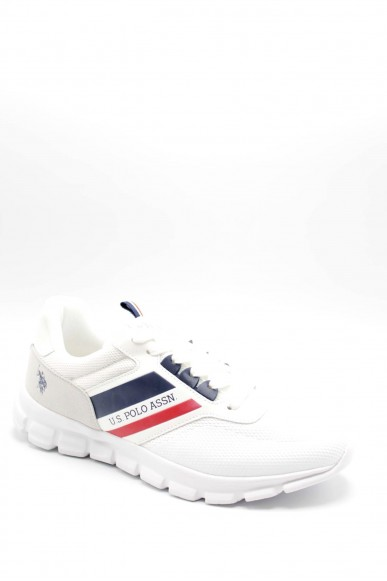 Us polo Sneakers Uomo Bianco